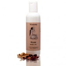 Массажное масло Роза для тела (110 мл) Yogini Rose Body Oil Wild Earth Непал